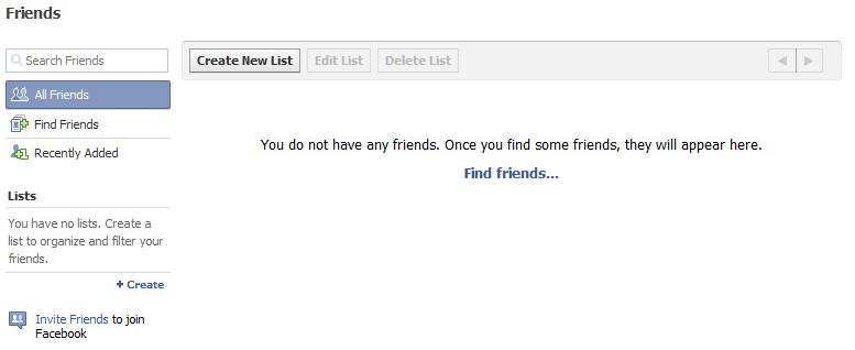 A geek Facebook oldala
